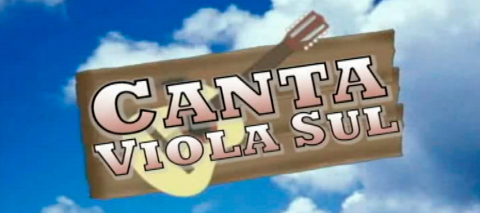 Programa Canta Viola Sul